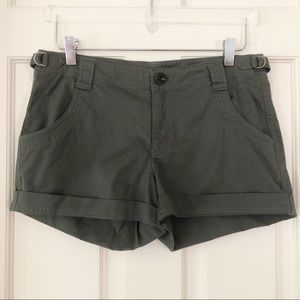 Athleta | NWT, Organic Cotton Shortie Shorts